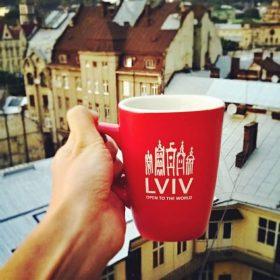 Фестиваль кофе во Львове