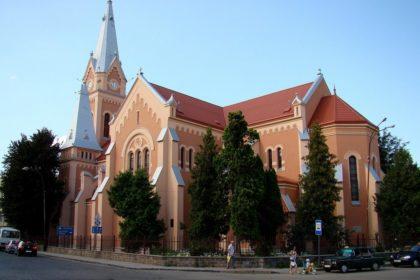 Кафедральный костел Святого Мартина
