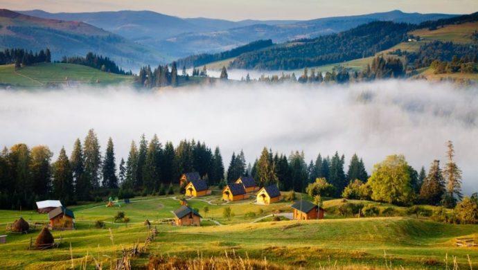 Туризм Карпаты