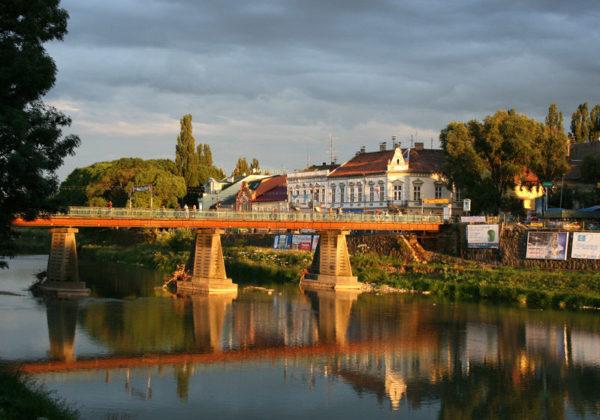 Ужгород, Карпаты, туризм