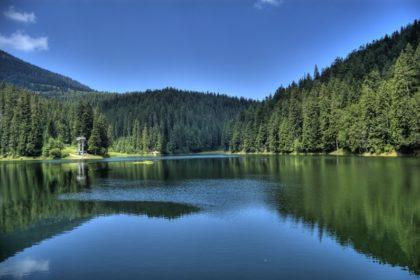 Львов + озеро Синевир + Карпаты