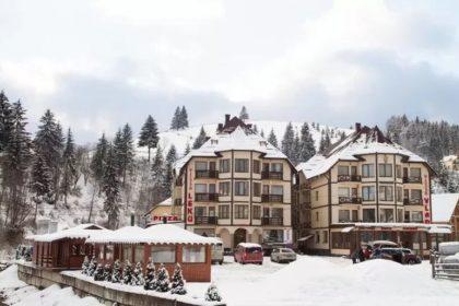 Тур в Буковель: отель «Villa Leku»