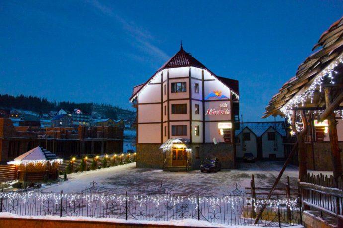 Тур в Буковель: отель «Villa Nikoletta»