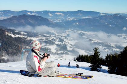 Тур на знаменитый горнолыжный курорт Буковель
